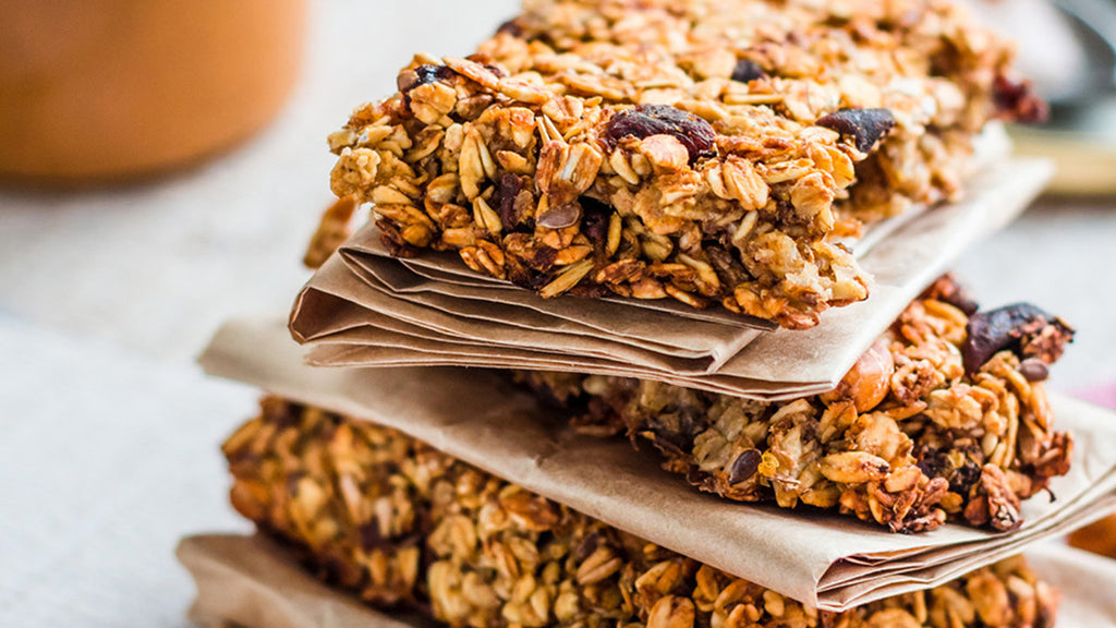 Protein Breakfast Bars