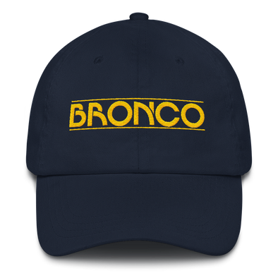 "Grupo Bronco ""Original"" Dad hat Bronco - MuchaMerch"