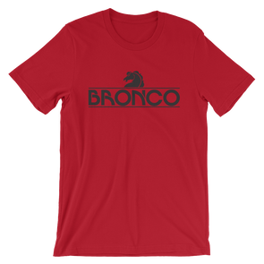 "Grupo Bronco ""Original"" Short-Sleeve Unisex T-Shirt Bronco - MuchaMerch"