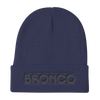 "Grupo Bronco ""Original"" Knit Beanie Bronco - MuchaMerch"