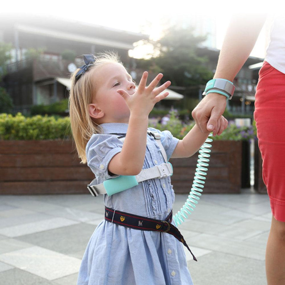 Anti Lost Wrist Link Toddler Leash Safety Harness for Baby