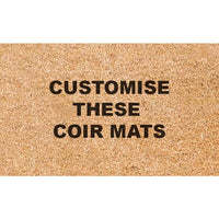 Custom designed Door Mat