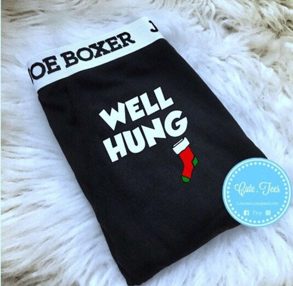 Well hung joe boxer boxer briefs