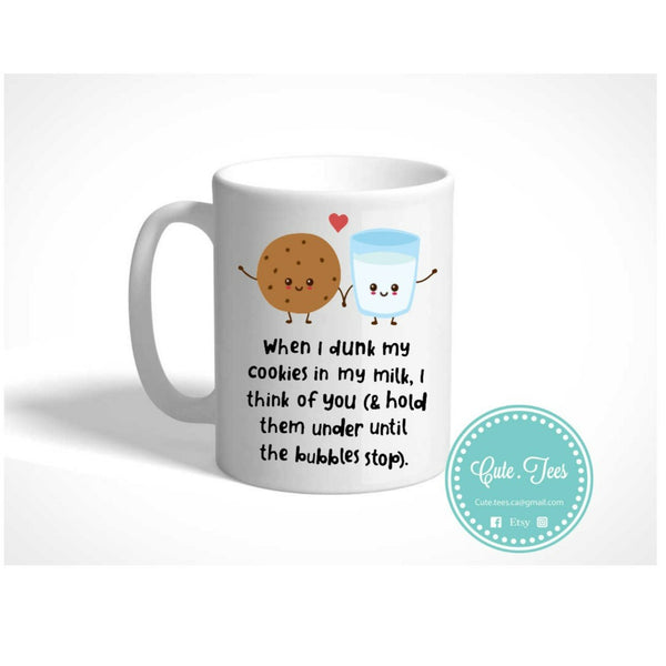 Milk and Cookies Mug