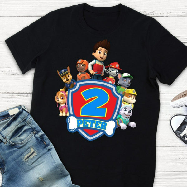 Paw Patrol Youth Shirt