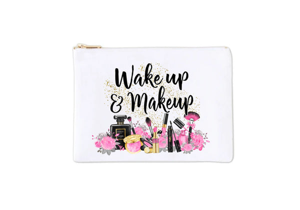 Make up Bag - Wake up & Makeup