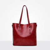 Micasahi Three Pieces Of The Mother's Bag Shoulder Bag