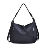 Micasahi Retro Trend Shoulder Bag Bucket Bag