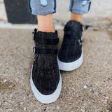 Micasahi Fashion High Top Sneakers