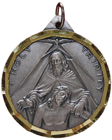 St. Michael of the Saints / Holy Trinity Medal