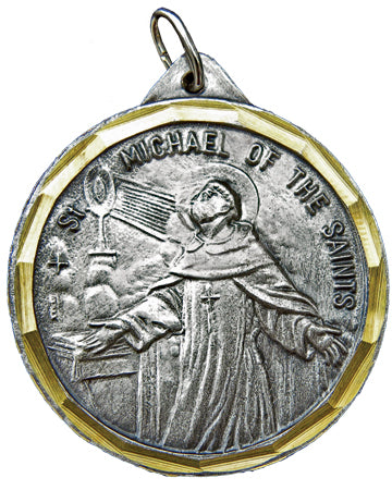 Saint Michael of the Saints / Holy Trinity Medal