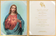 Perpetual Mass Enrollment and Deluxe Padded Gold Folder