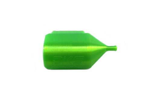 Rotax overflow bottle and gearbox breather kit - Green