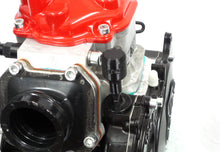 Load image into Gallery viewer, Rotax Max overflow bottle and gearbox breather kit - Black