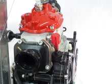 Load image into Gallery viewer, Rotax overflow bottle and gearbox breather kit - Translucent Red