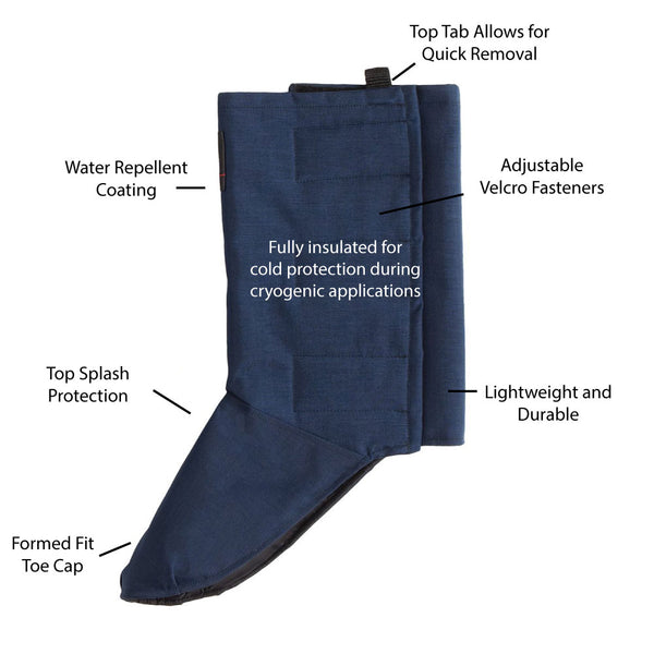 CRYO-INDUSTRIAL® Gaiters - Tempshield
