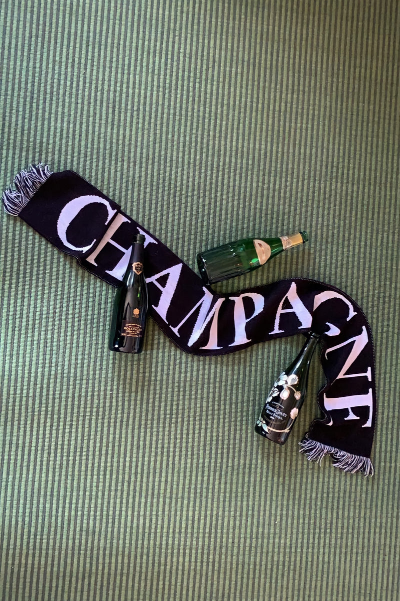 CHAMPAGNE Scarf