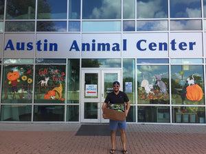 Austin Animal Center donation drop off