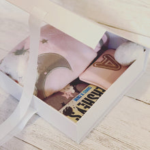 Load image into Gallery viewer, Kids personalised 'sleepover' box