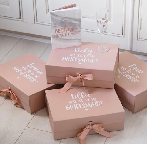 Large A4 Bridesmaid Proposal Box