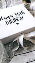 Load image into Gallery viewer, Birthday Surprise Personalised Box
