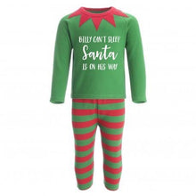 Load image into Gallery viewer, Elf style Christmas Pj's