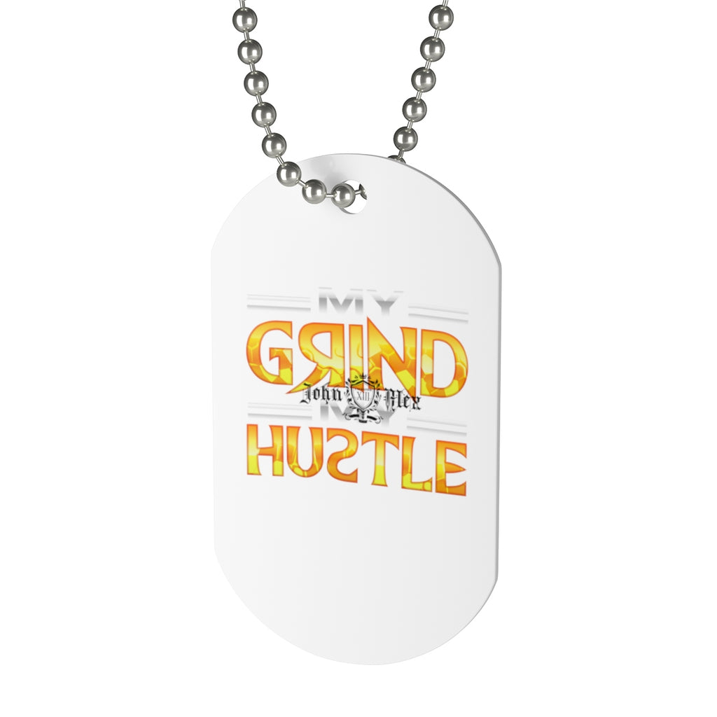 """My Grind My Hustle"" J A XIII"