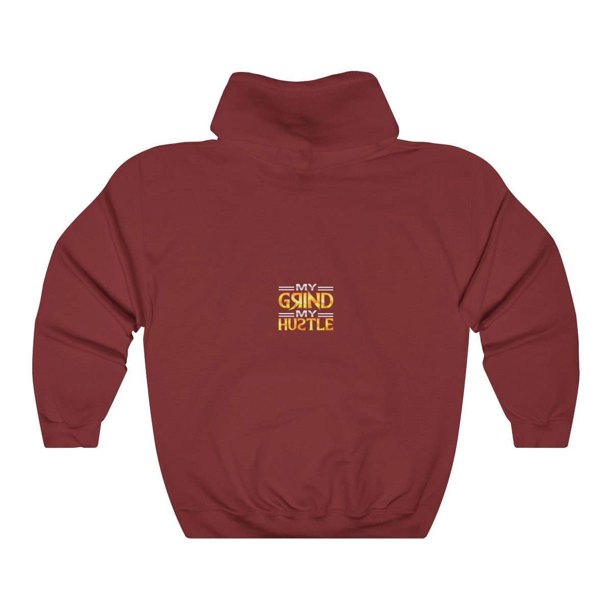 "JohnAlex XIII ""My G@ind My Hu@tle""Hooded Sweatshirt"