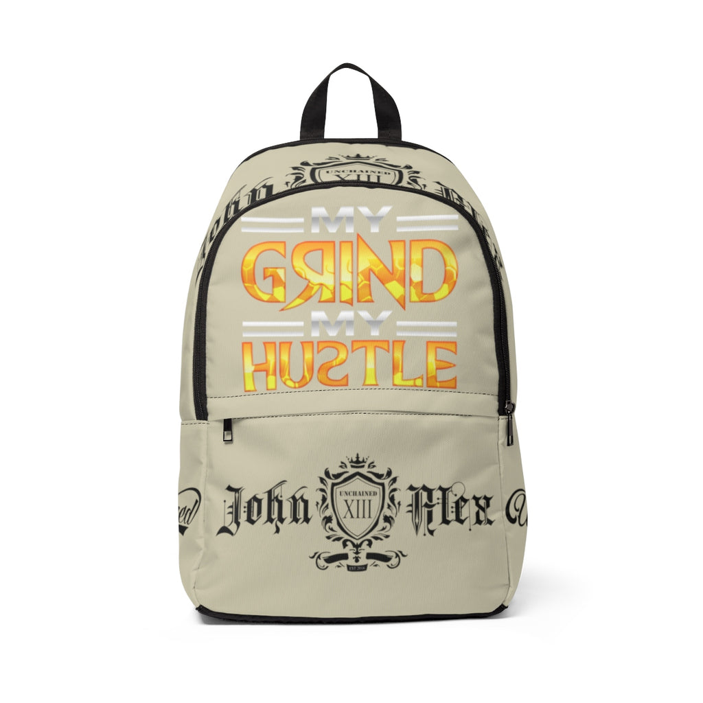 "JohnAlex XIII ""Freestyle Statement"" Fabric Backpack"