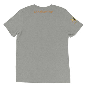 JohnAlex XIII  Short Sleeve T-Shirt with Tear Away Label