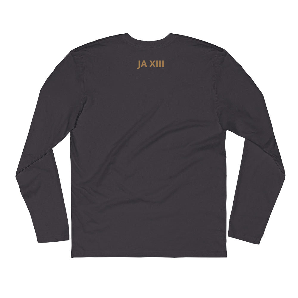 JohnAlex XIII Hustle & Grind Fitted Crew shirt