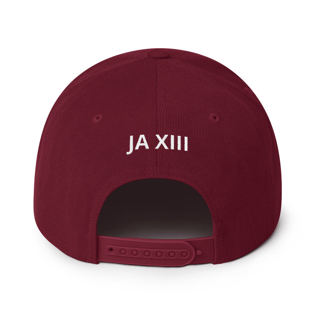 JohnAlex XIII  Hustle Hard & Grind Harder Snapback
