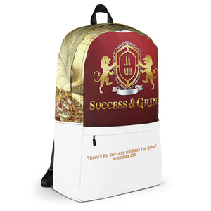 JohnAlex XIII Success&Grind Backpack