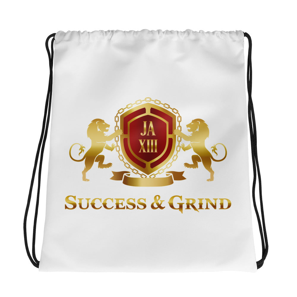 "JohnAlex XIII  ""S & G"" Drawstring Bag"
