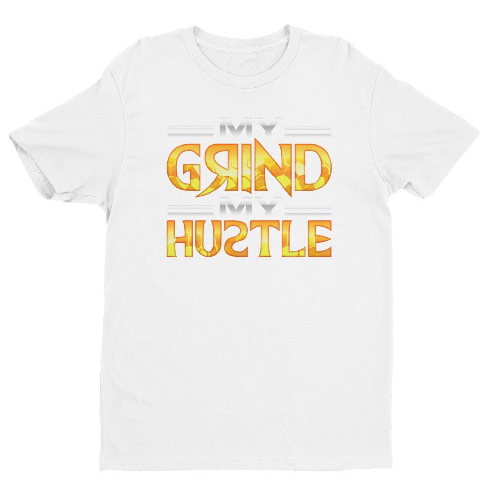 """My Grind My Hustle"" J A XIII  men shirt"