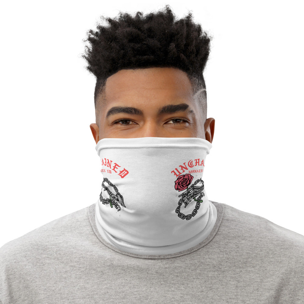 Rose Skeleton Edition JohnAlex XIII  Face Mas Neck Gaiter