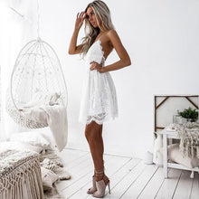 Load image into Gallery viewer, COCKTAIL TIME LACE DRESS