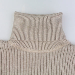 MORNING COFFEE TURTLENECK SWEATER
