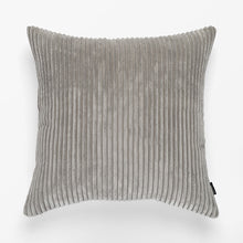 Load image into Gallery viewer, VELVET RIBBED CUSHION COVER