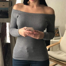 Load image into Gallery viewer, LAILA OFF SHOULDER TOP