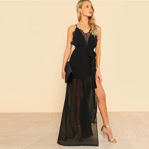 SHINE WITH ME MAXI DRESS