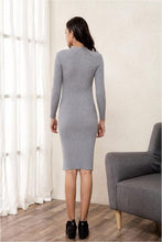 Load image into Gallery viewer, BIBI BODYCON MIDI DRESS
