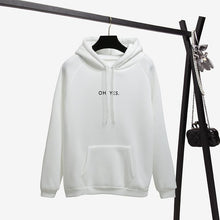Load image into Gallery viewer, OH YES OVERSIZED HOODIE