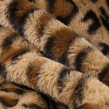 Load image into Gallery viewer, COZY BUSINESS FAUX FUR COAT