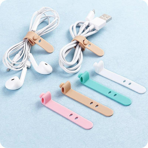 CABLE ORGANIZERS - 4PCS
