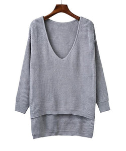 LAZY DAY KNITTED SWEATER