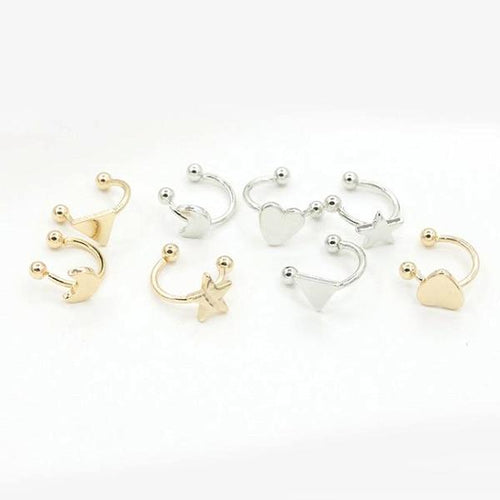 FAUX EAR PIERCING (1PC)