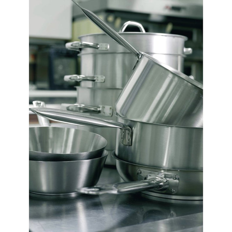 SAUCE PAN WITH 1 HANDLE - Mabrook Hotel Supplies