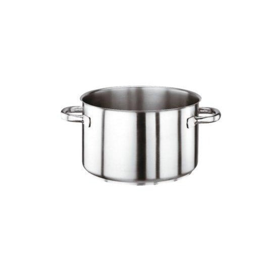 Sauce pot with 2 Handles Series 1000 S/Steel - Mabrook Hotel Supplies