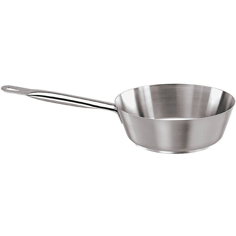 Saute pan Series 1000 S/Steel.